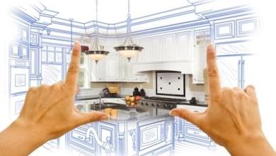 Photo of Combinação Perfeita Porcelanato Líquido com Designer de Interiores!