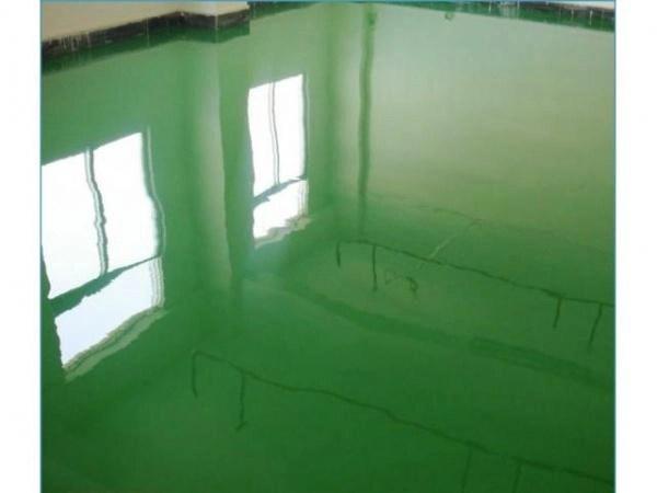 Porcelanato liquido verde