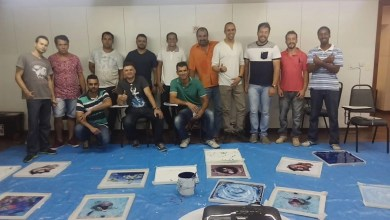 Photo of Alunos LiquidPiso Curso de Porcelanato Liquido!