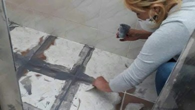 Photo of Mulheres Trabalhando com Porcelanato Liquido!