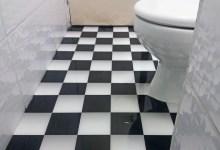 Photo of Resina Epóxi Infiltração em Banheiro