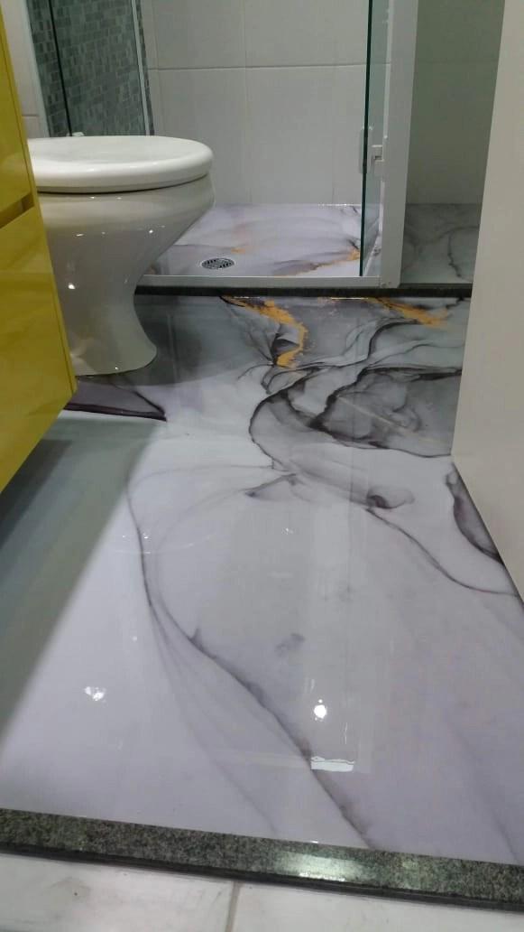 LiquidPiso Banheiro Bairro Aricanduva SP