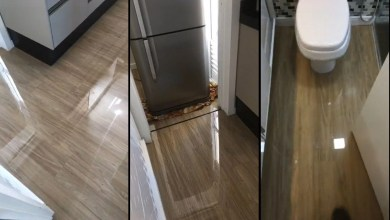 Photo of Resina Epóxi Sobre Piso Laminado