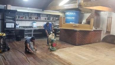 Photo of Restauração Piso de Madeira