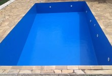 Photo of Tinta PU em Piscina Alvenaria