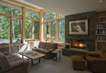 7 Ways Arrange Living Room With Fireplace - Porch