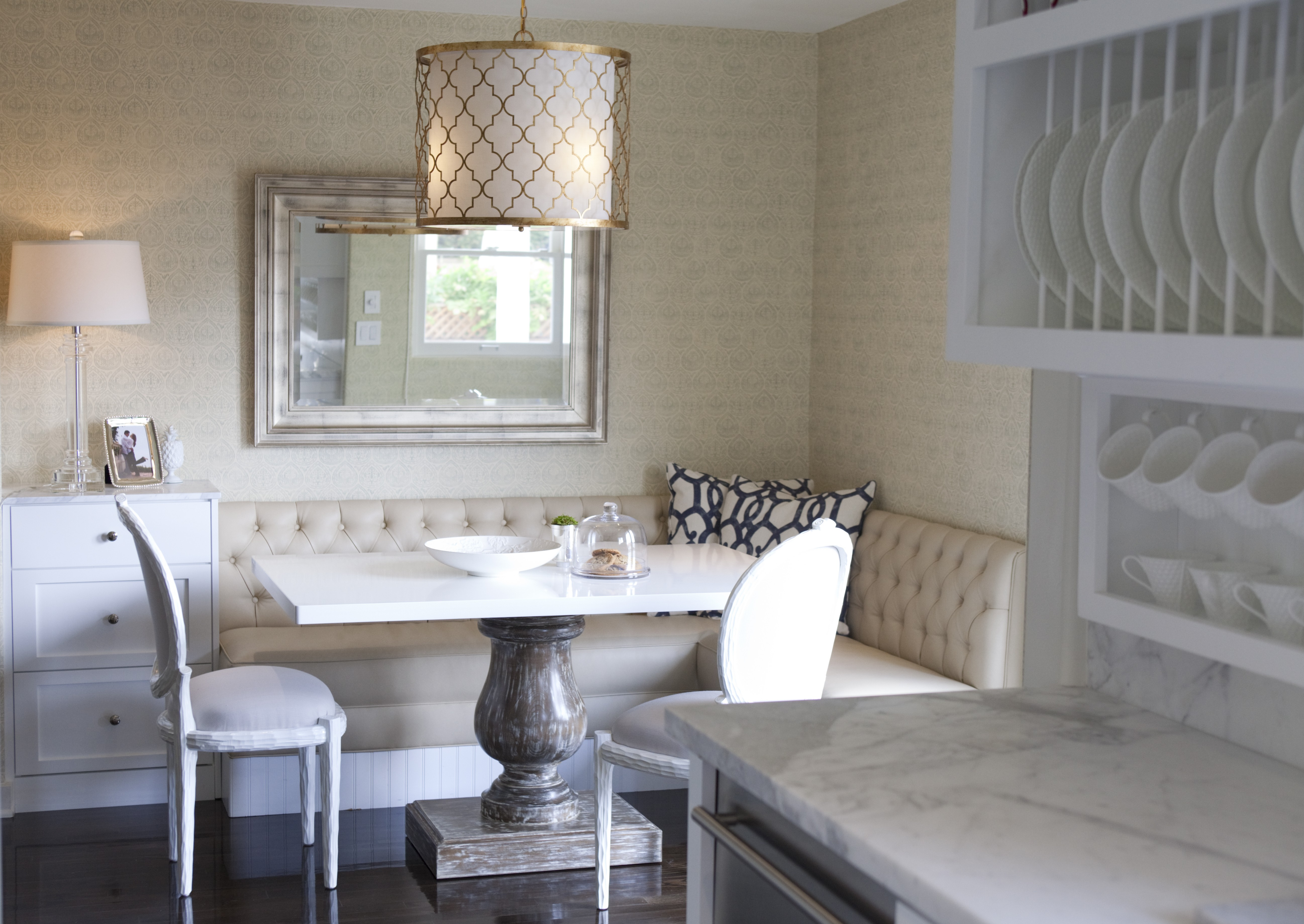 7 Kitchen Nooks to Inspire Your Ideal EatIn  Porch Advice