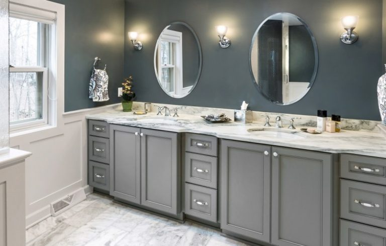 Timeless Master Bathroom Remodel  Porch Advice