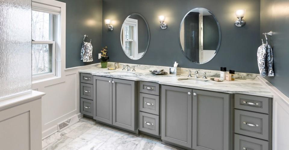 Timeless Master Bathroom Remodel