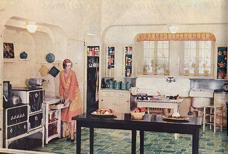 A Brief History Of The Kitchen Porch Advice
