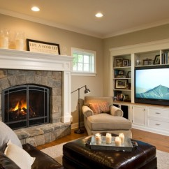 How To Arrange Furniture In A Large Living Room With Fireplace Bright Ideas Is Your Tv Ready For Prime Time? - Porch Advice