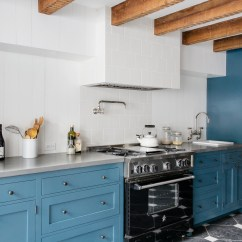 Colorful Kitchen Cabinets Home Depot Packages 7 Kitchens That Will Make You Want To Paint Your Ensemble Architecture
