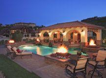 A Five Star Fabulous Outdoor Design In Calabasas - Porch ...