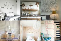 Our Favorite Pins Of The Week: Temporary Wall Coverings ...