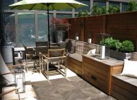 Small Space Ideas For Balconies, Terraces and Decks