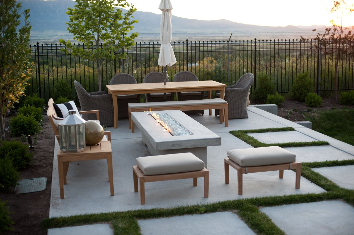 Modern Outdoor Chair Outdoor Living 8 Ideas To Get The Most Out Of Your Space