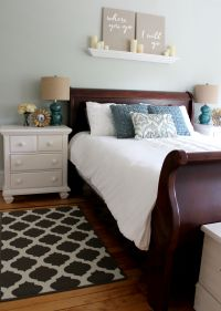 Master Bedroom Makeover - Christinas Adventures