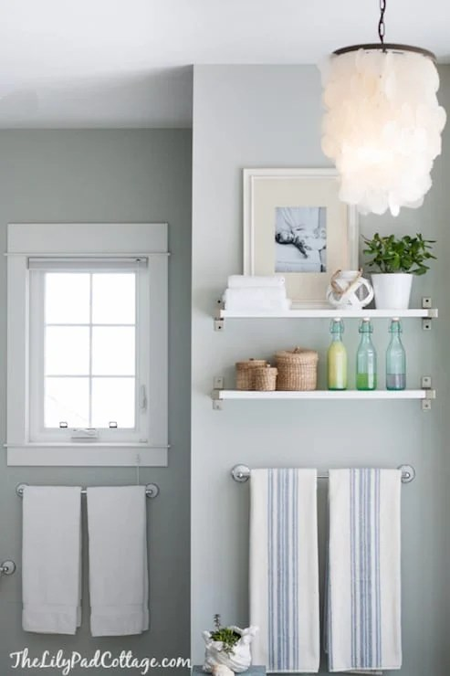 Artic Gray - One of the best blue/gray paint colors