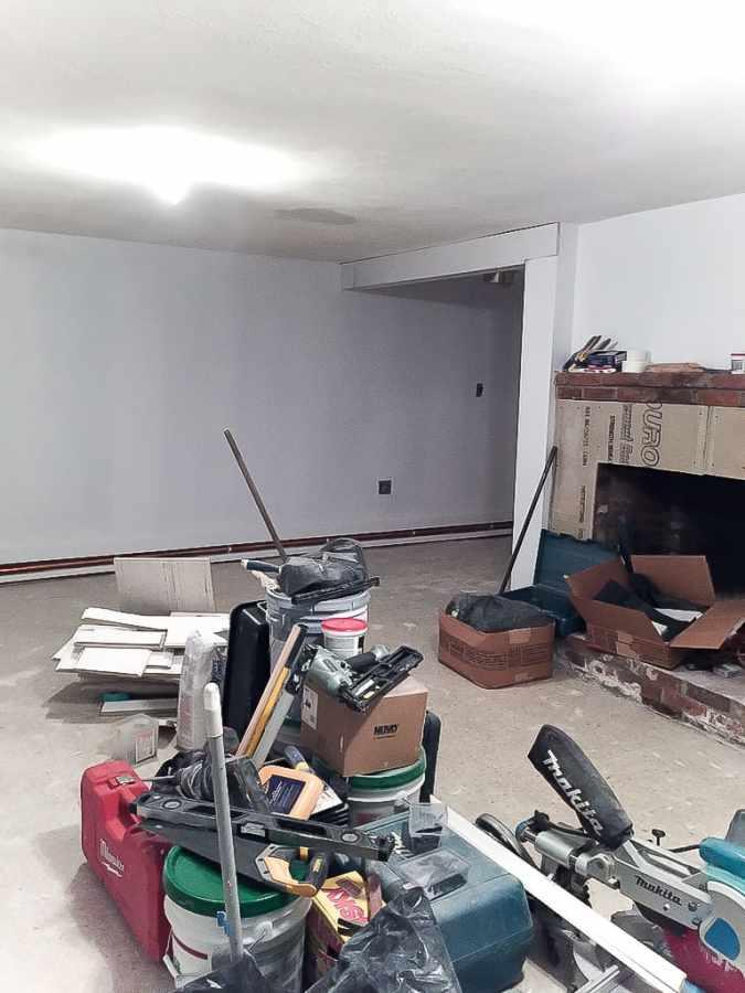 basement-reno-week-3-marble-fireplace-8