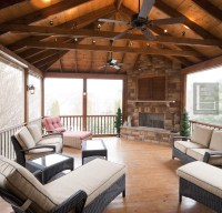 Porch ceiling beams - The Porch CompanyThe Porch Company