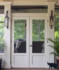 Choosing the right porch door