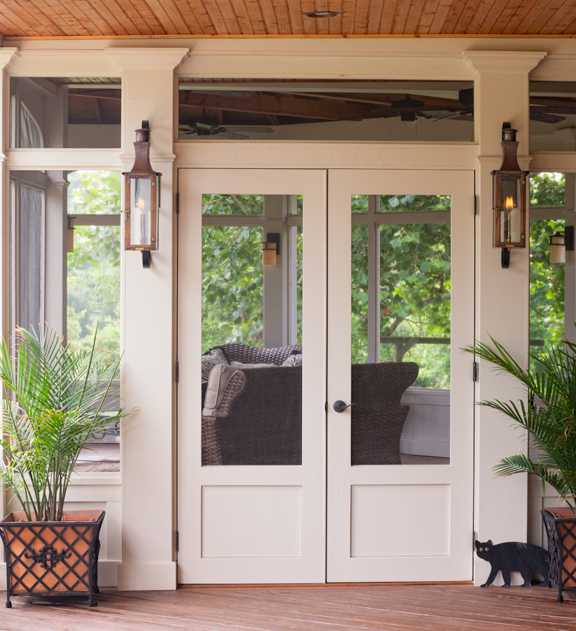 Screen Doors from The Porch Company Shop