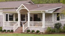 Choosing Porch Roof Style - Company
