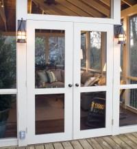 Open Double Screen Doors - The Porch CompanyThe Porch Company