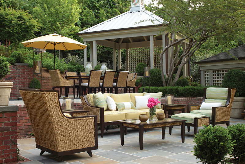porch furniture trends from the front