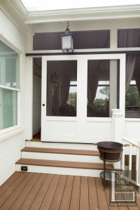 Porch Company Unique Design Features