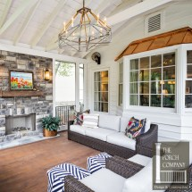 Screened Porch And Garage Oasis - Companythe