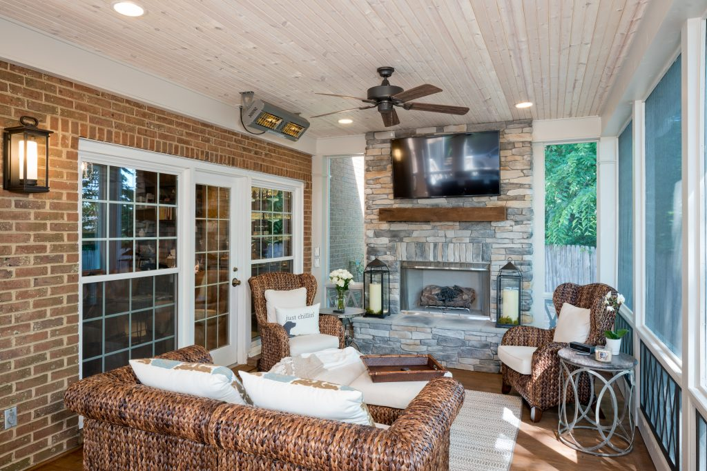 WITH A SCREENED PORCH LIKE THIS YOU TOO WOULD BE JUST CHILLIN  The Porch CompanyThe Porch