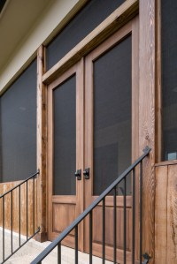 Raised Panel Double Screen Doors - The Porch CompanyThe ...