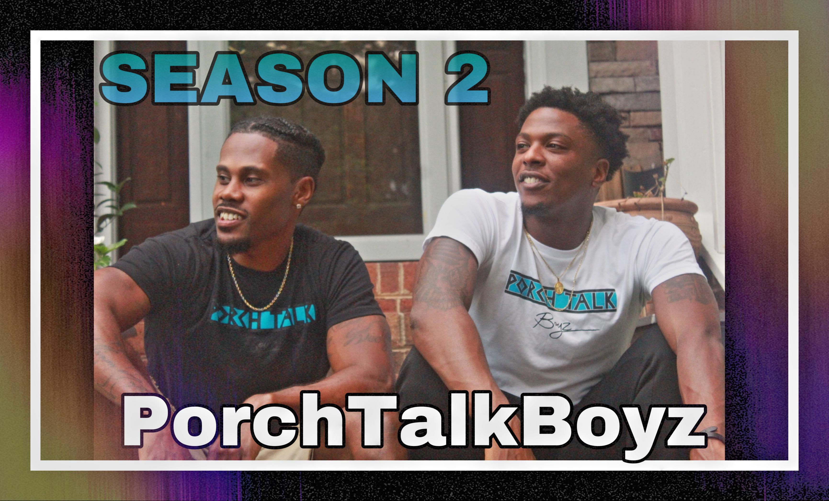 PorchTalkBoyz -The NappyChef Interview- NappyChefEverything! (Full)