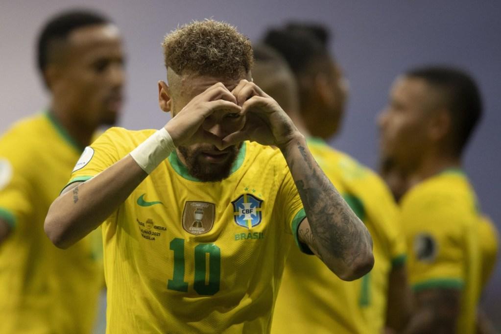 Casos de Covid na Copa América