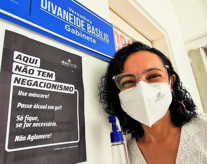 Natal: vereadora Divaneide tem número clonado