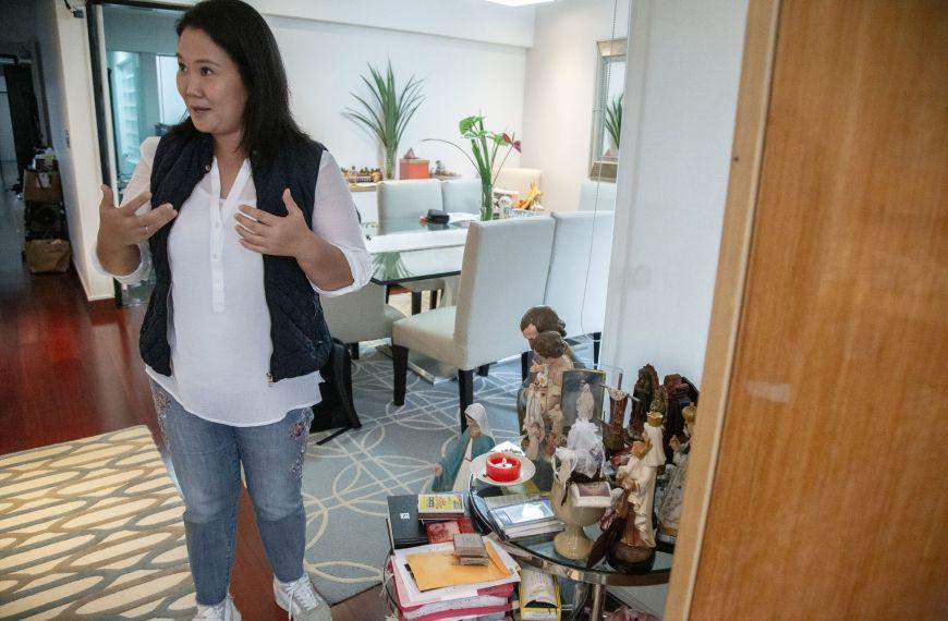 Keiko Fujimori diz que aceitará resultado do tribunal eleitoral