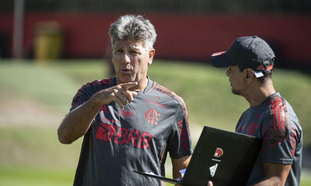 Flamengo Renato Gaúcho