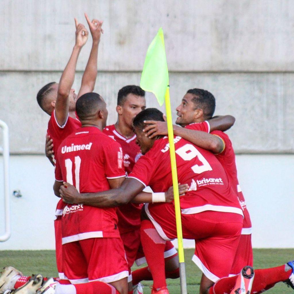 Série D América vence o Atlético do Ceará