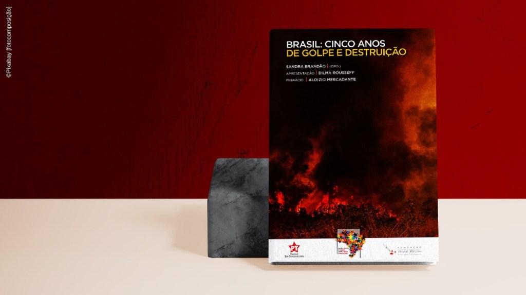 Fundação Perseu Abramo (FPA) lança livro sobre o golpe de 2016, por Rogério Melo