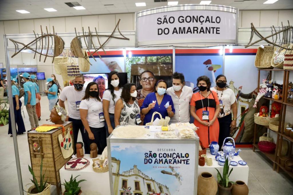 Femptur reúne 40 municípios expositores e governadora comemora retomada do Turismo no RN