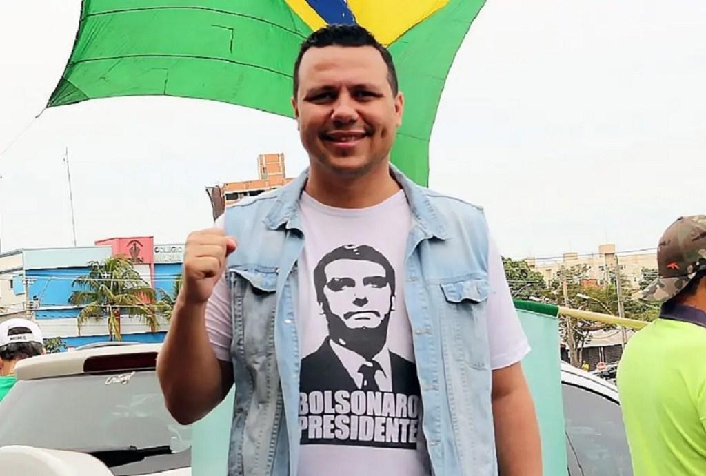 Morre de Covid Thiarles Santos, vereador que defendia o fim da obrigatoriedade do uso de máscaras; parlamentar tinha 34 anos