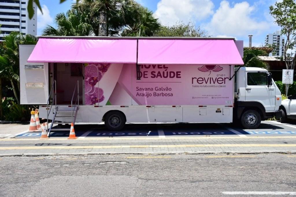 Mutirão de mamografias oferece atendimentos gratuitos na zona Norte de Natal