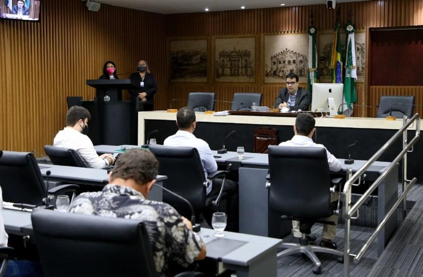 Comissão de Defesa da Pessoa com Deficiência da Câmara de Natal convoca secretárias municipais