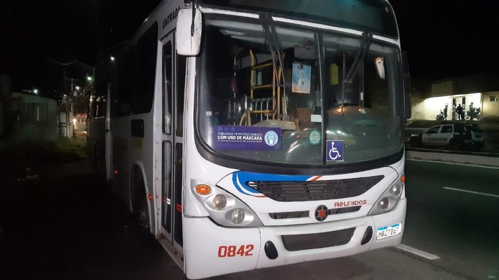 Natal registra dois assaltos a ônibus em menos de 1h durante o feriado