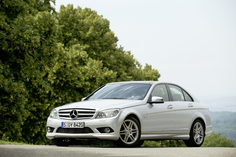 the 45 mpg mercedes-benz c 250 cdi blueefficiency prime edition