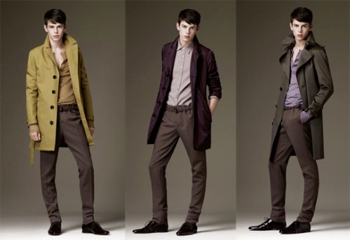 9f7090bccec1 Burberry Prorsum Spring 2009 Pre-Collection - Por Homme ...