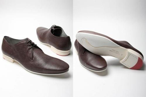 AMQ Contrast Sole Shoe