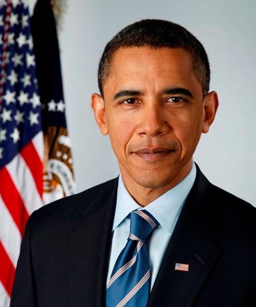 Official Portrait of President Obama