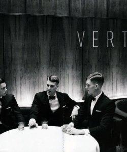 GQ Style x Phil Poytner: Vertigo editorial - Por Homme